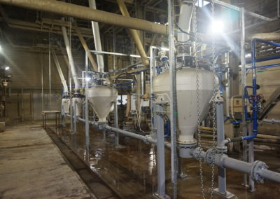 Projekt i Budowa Instalacji PGE –  Elektrofiltry