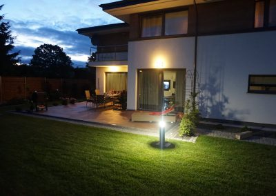 Oświetlenie Domu i Ogrodu